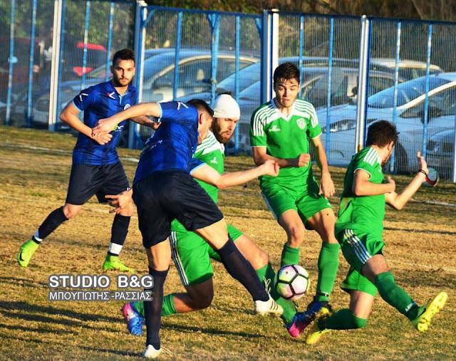 Έχασε ο Αργοναύτης από τον Ατρόμητο Παναριτίου 0-2