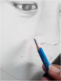 สอนวาดภาพเหมือนลายเส้น