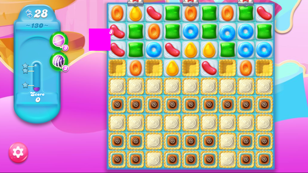 Candy Crush Jelly Saga 110
