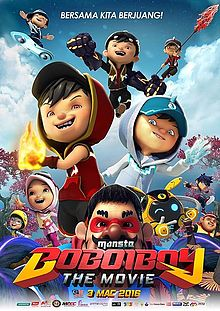 Film Boboiboy The Movie (2016) Full Movie