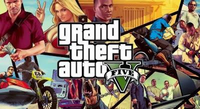 Game GTA 5 Untuk Android Apk 2015