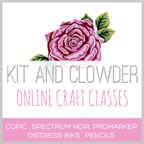 I take copic classes from Kit and Clowder