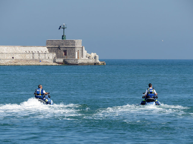 Personal Water Craft of the Polizia di Stato, Porto Mediceo