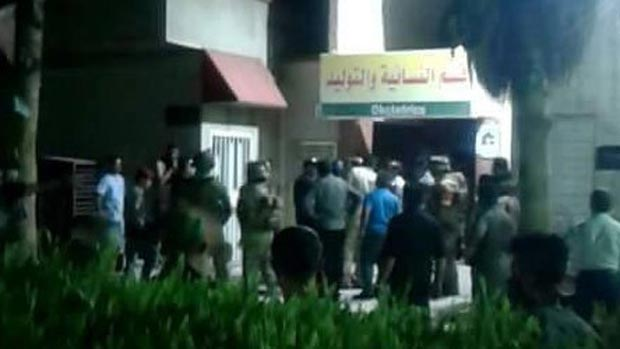 Oh no! Electrical fire kills 11 babies in Iraq hospital