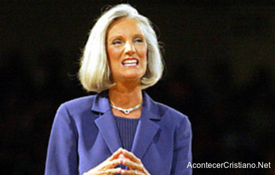 Hija de Billy Graham, Anne Graham Lotz