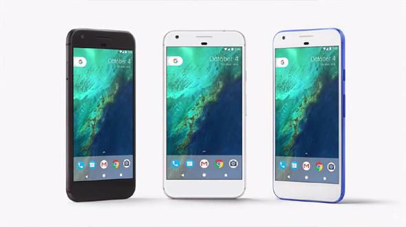 Pixel Phone, Google Pixel