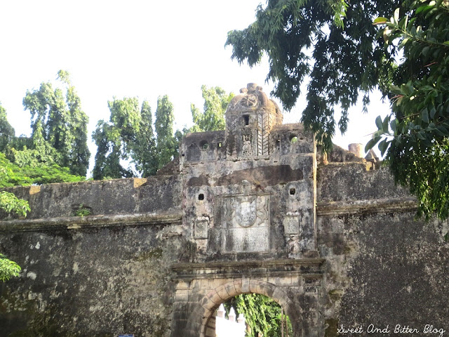 Moti Daman Fort Gate