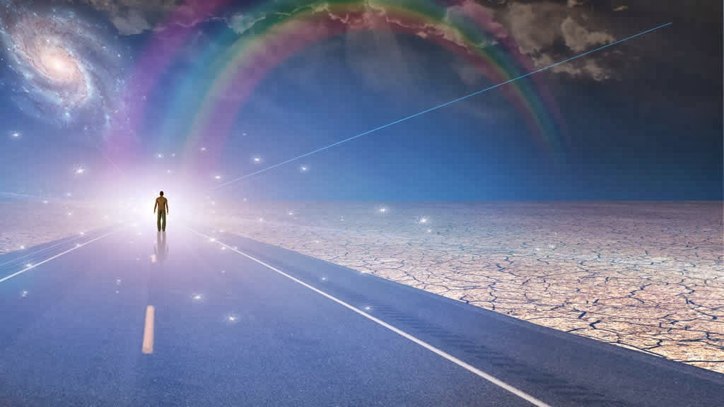 On the road to rainbow