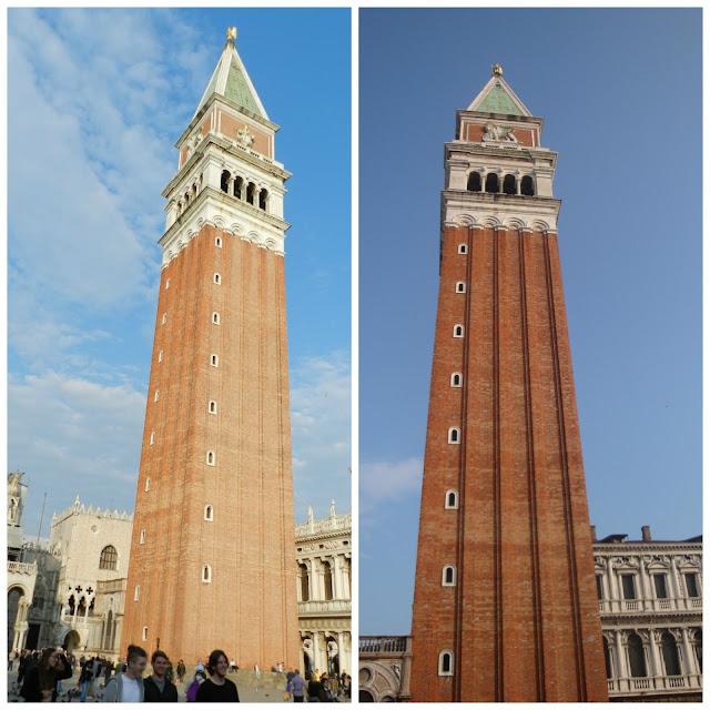 Campanario, Piazza San Marco, Veneza