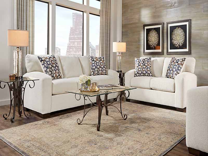 Walnut Living Room Furniture Sets