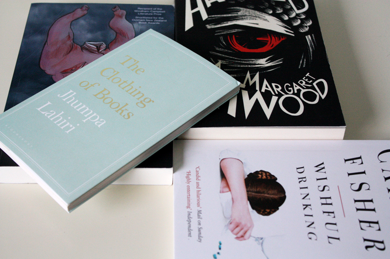 guest post Nana Wintour - top five books of 2017 hagseed margaret atwood jhumpa lahiri carrie fisher
