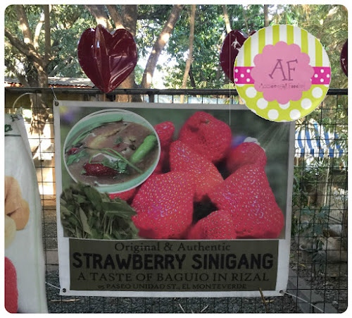 Zack's Kubo | Strawberry Sinigang