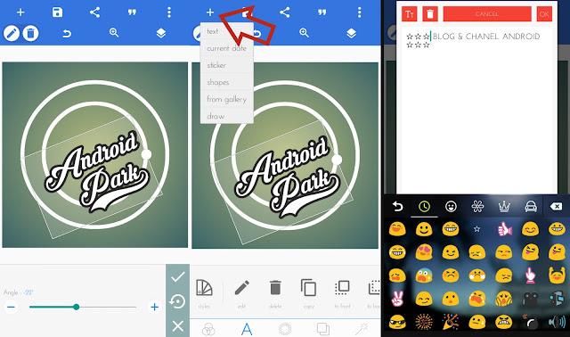 Cara Membuat Logo Effect 3D Menggunakan Pixellab