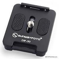 New Universal QR plate from Sunwayfoto w/ Retractable Ridge