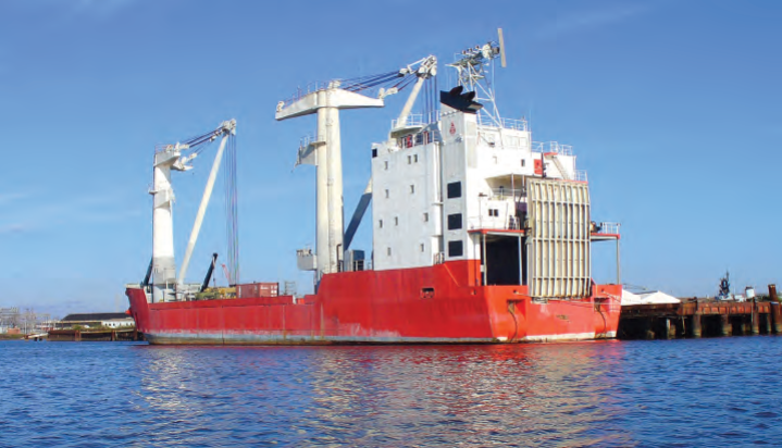 Industrial History: RORO and LOLO Ships