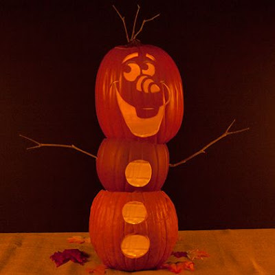 creative halloween pumpkin carving decorating ideas DIY