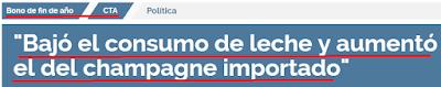 CTA, INFLACIóN