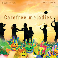 Carefree melodies - music 432 Hz