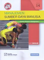 Manajemen Sumber Daya Manusia – Human Resource Management Edisi 14 FULLPRINT