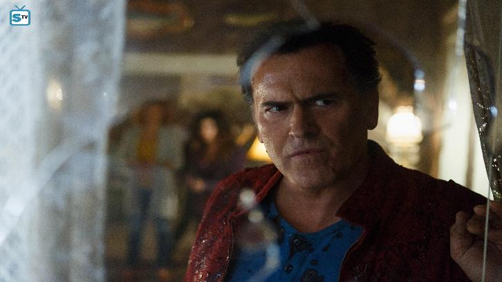 Ash vs Evil Dead - Episode 2.06 - Trapped Inside - Promo, Promotional Photos & Synopsis