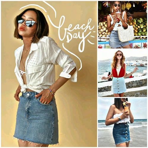 Outfits para vacaciones tropicales