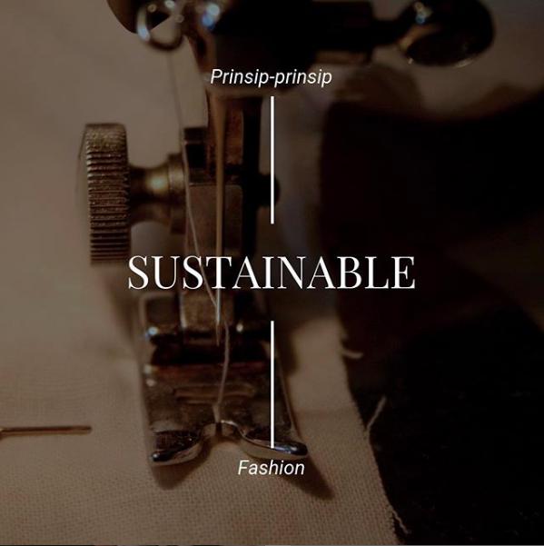 Prinsip-prinsip Sustainable Fashion