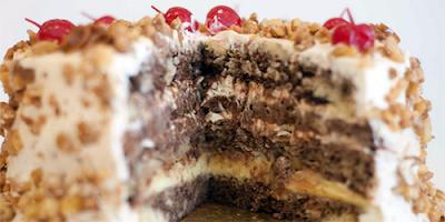 Torta de Nueces especial