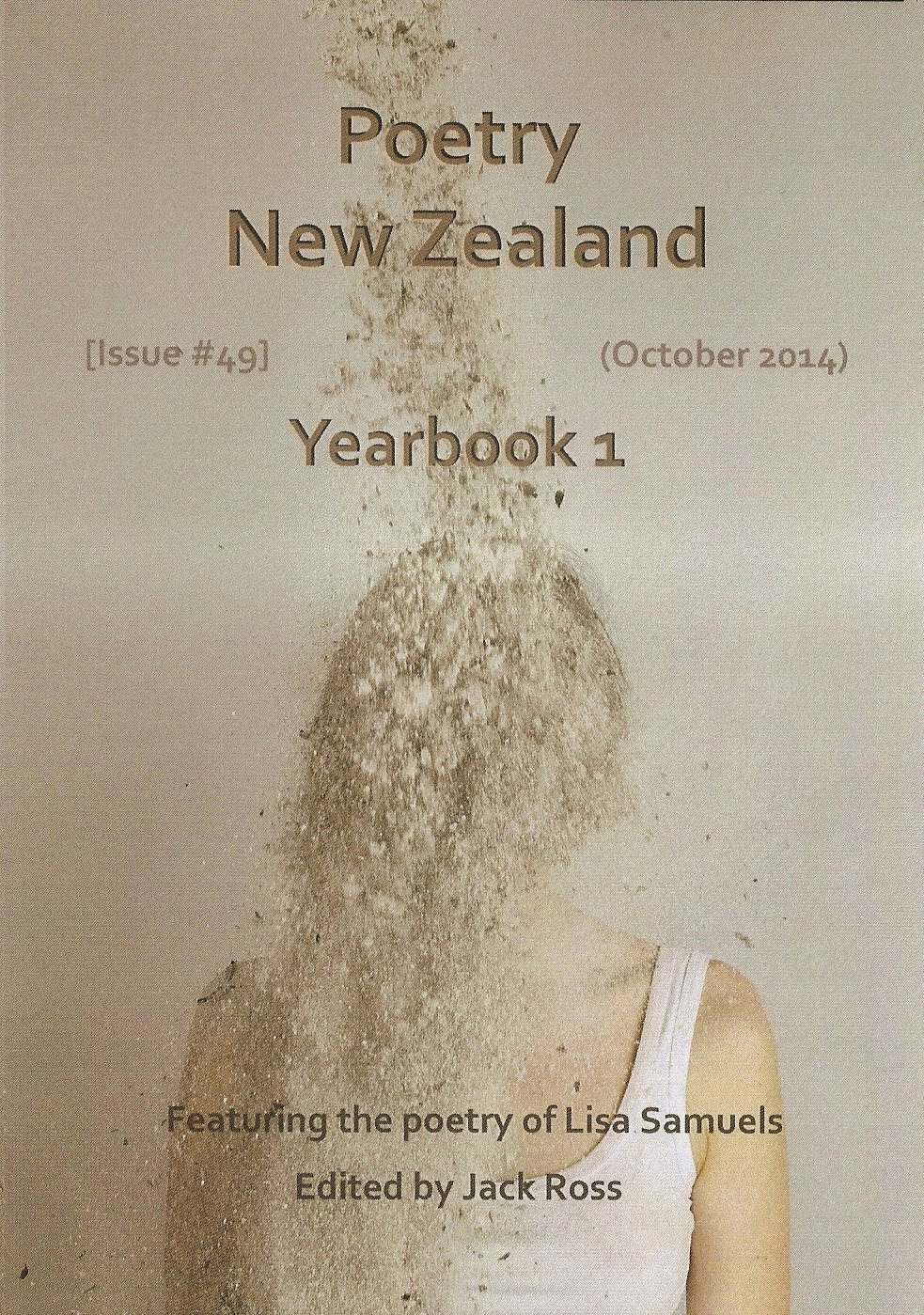 Poetry New Zealand Yearbook 1 (2014)