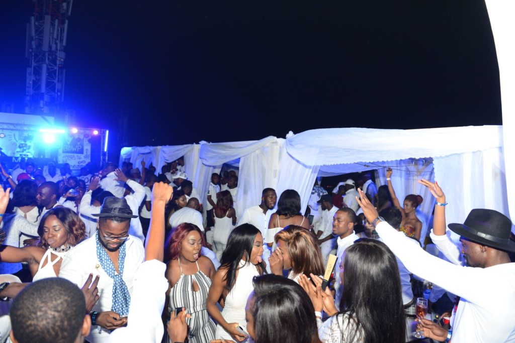 Pepsi Turns Boxing Day White Party 2016 All The Way Up