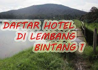 Hotel di Lembang Bintang 1