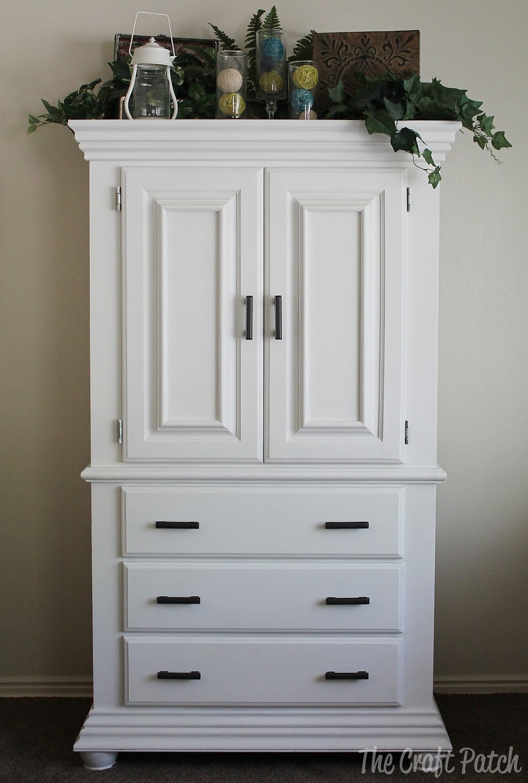 The Craft Patch The Glorious Fabric Storage Armoire