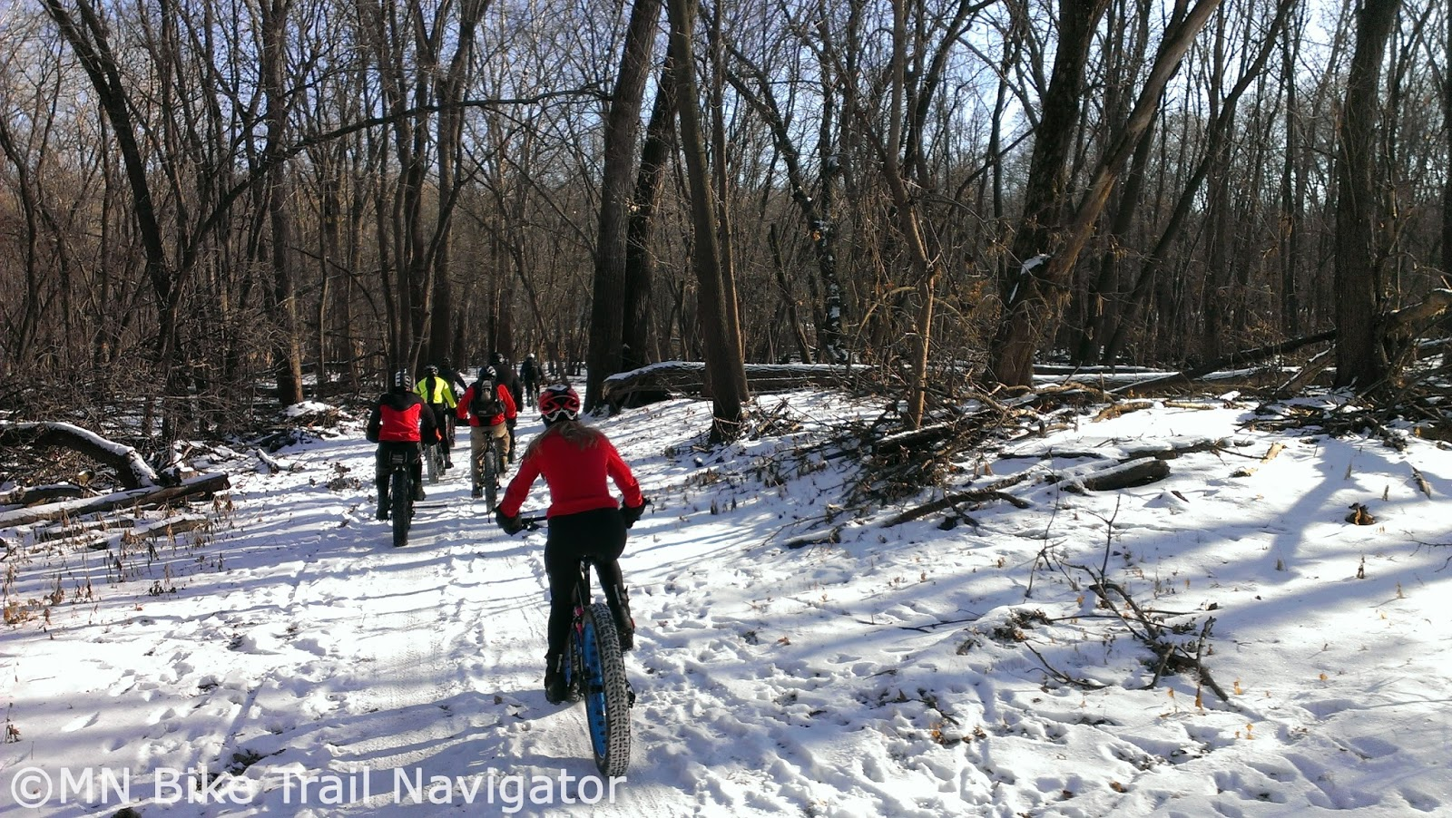 Mn Bike Trail Navigator Winter 16 17 Mn Fatbike Events