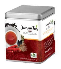 Teh Herbal Jannatea Hot