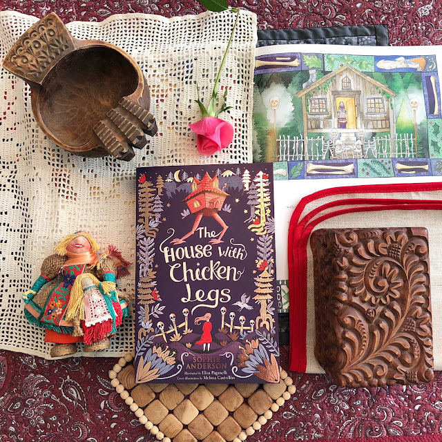 books set in Russia, Russian folklore