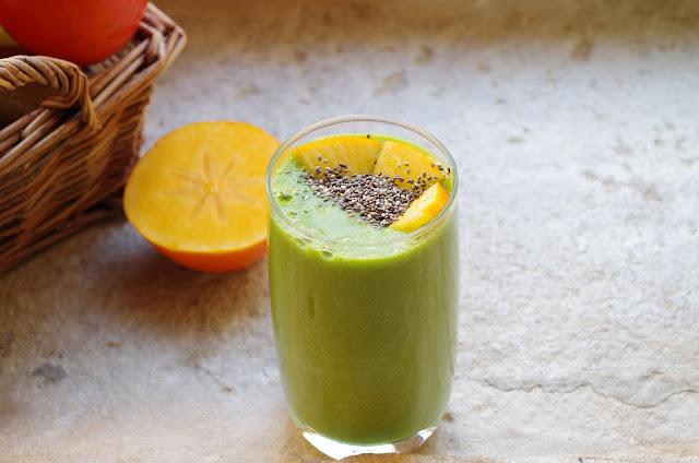 Recette détox: smoothie vert