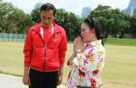 Bermodal Dukungan Sesepuh Golkar, Titiek Soeharto Optimis Menang di Munaslub