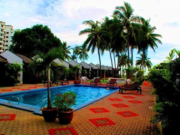 Shah beach resort melaka
