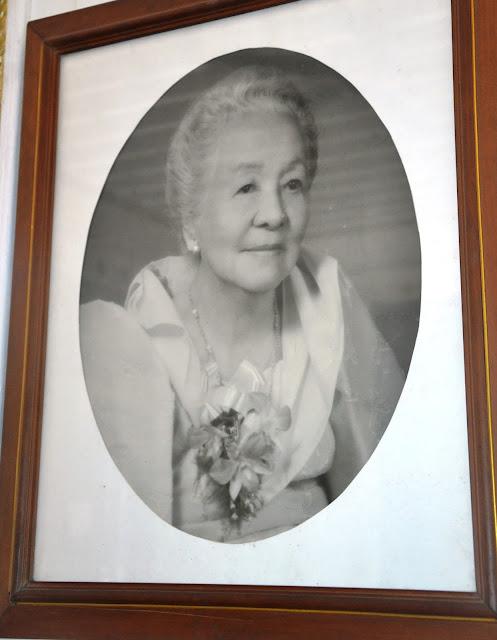 Old Marcela Agoncillo