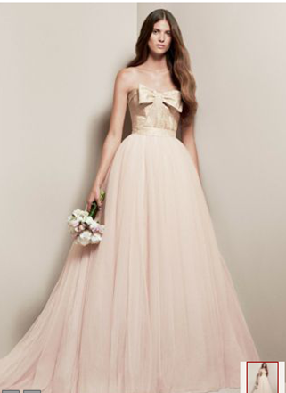 http://www.davidsbridal.com/Product_Double-Weave-Matelasse-Floral-Gown-with-Bow-Detail-VW351213_Sale-Sale-Bridal-Gowns