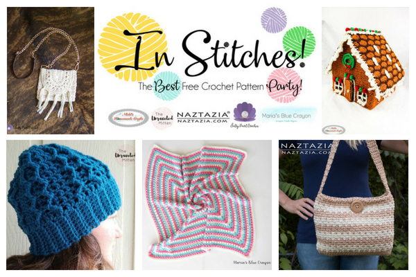 Best Free Crochet Patterns In Stitches Link Up Party Week 14