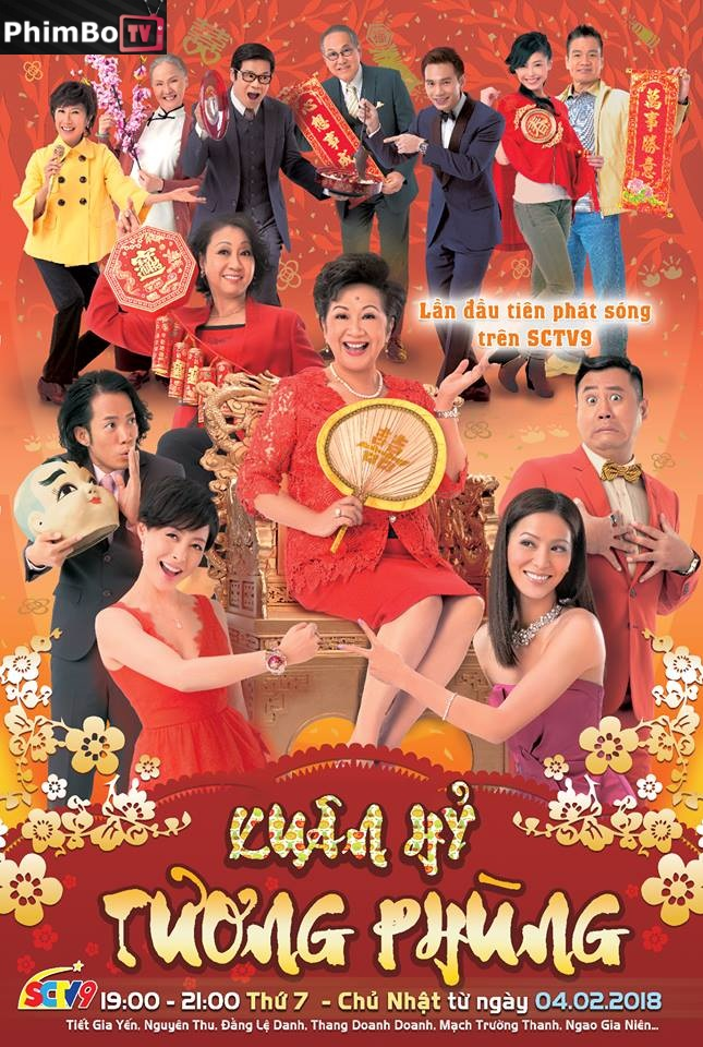 Phim Xuân Hỷ Tương Phùng-SCTV9 - TVB