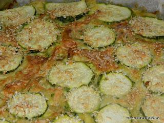 Κολοκυθόπιτα ή ομελέτα φούρνου με κολοκύθια