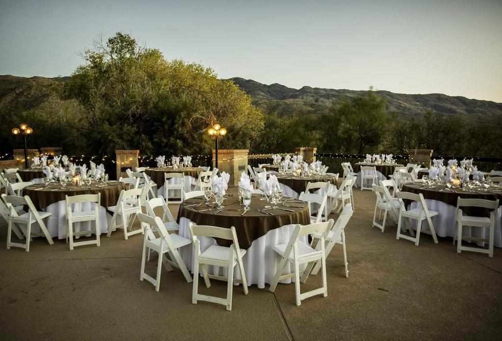 Tanque Verde Ranch Wedding Venue