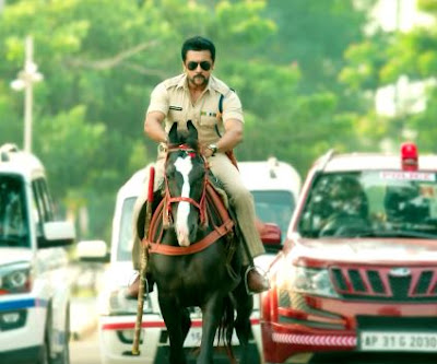 Suriya Looks And Images In Singham 3, Singham 3 Movie Images & Wallpapers