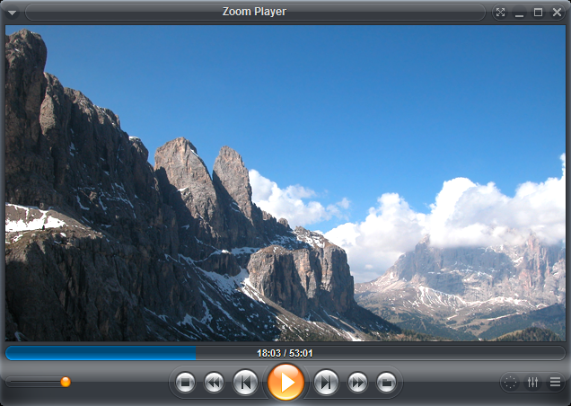 Zoom Player 15.0 beta 8
