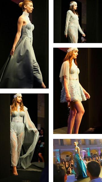 Malta fashion week 2018, Mercedes-Benz Fashion week Malta 2018, AB Headpieces by Adalia, Herminas Reea