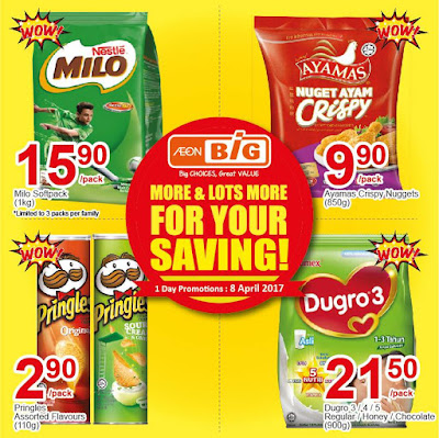 AEON Big Discount Offer Promo