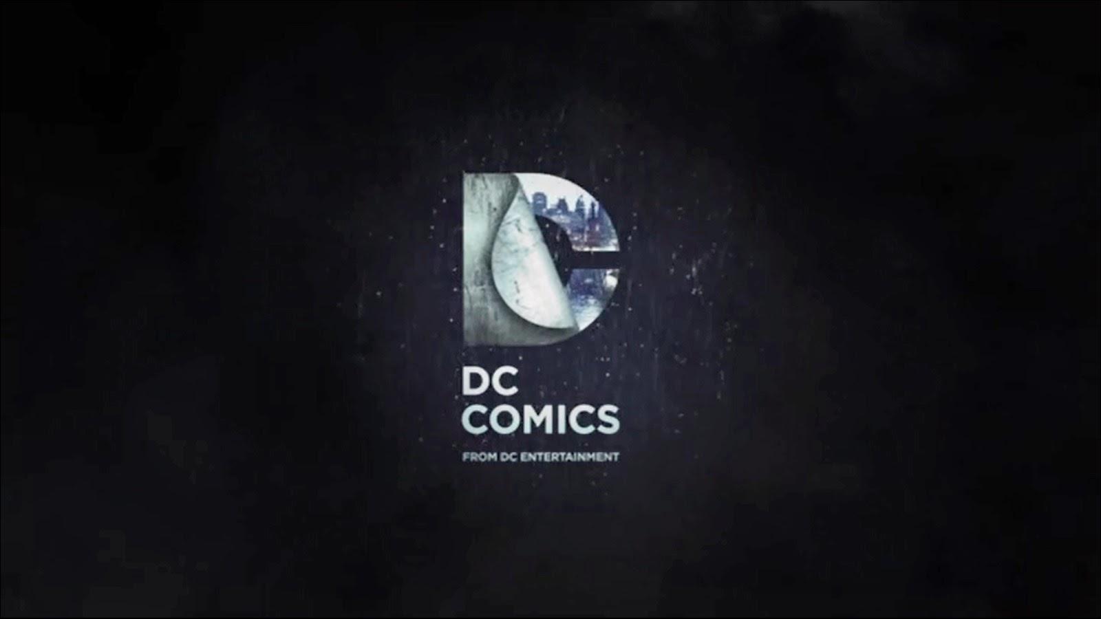 saw another cool dc logo edit dccomics