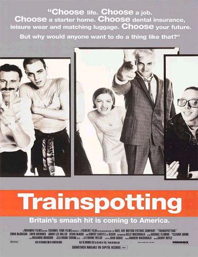 Ver La vida en el abismo (Trainspotting) (1996) Online