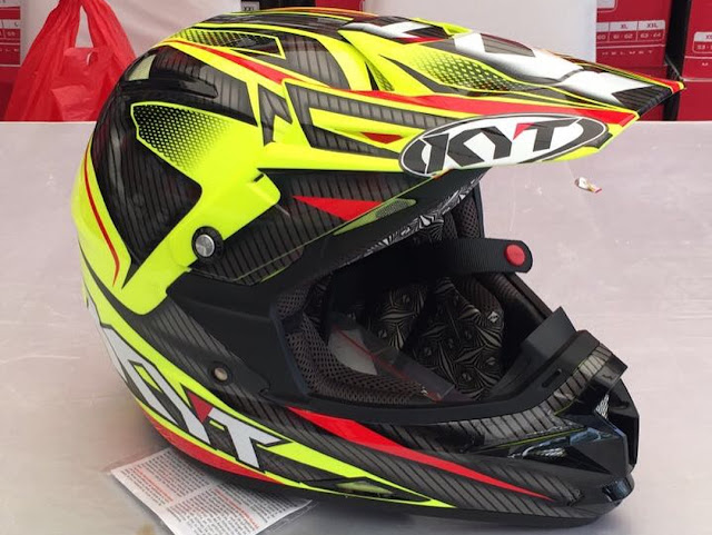 Harga Helm Cross KYT Terbaru